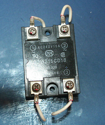 D2W215CD18 DC4-6V Solid State Relay