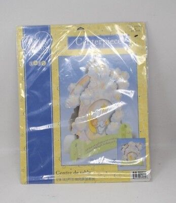 Precious Moments Baby Shower Table Centerpiece or Banner Decoration Hallmark NEW
