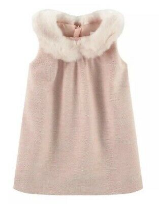 Designer High End Chloé Kids' Tweed DressCHLOÉTweed dress 9 Month size