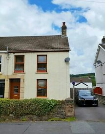 2 Bedroom Semi detached cottage Pontarddulais, Swansea, SA4