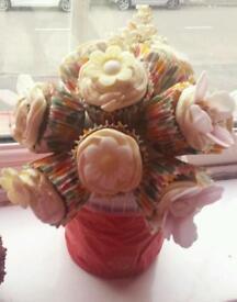 Cupcakes handmade delicious