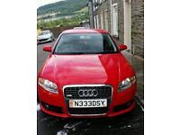 Audi a4 sline 2.0 tdi 75k