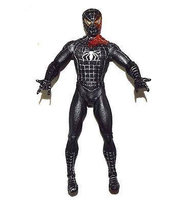 Marvel Diamond Select Black Suit Spiderman 7