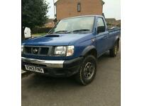 Nissan navara single cab !!