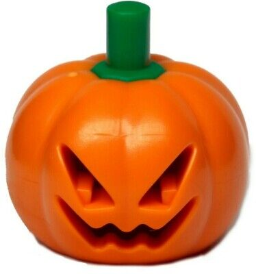 NEW LEGO - Headgear - Monster - Pumpkin Jack O' Lantern - 75904 - Elwood Crane