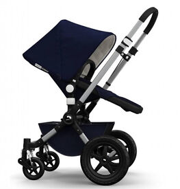 Bugaboo chameleon/cameleon 3 navy classic+ special collection plus extras