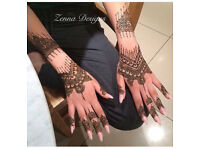 HENNA ARTIST - BRIDAL STARTING FROM £100