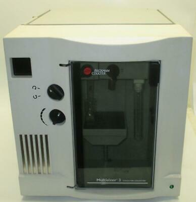 Beckman Coulter Multisizer 3 Particle Sizing And Counting Coulter Counter Ms 3