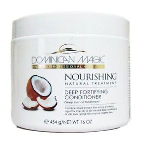 Dominican Magic Deep Fortifying Conditioner, 16 oz