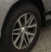 4x2018 Bridgestone tyres with alloy wheels for Hilux (SR5) Bridgeman Downs Brisbane North East Preview