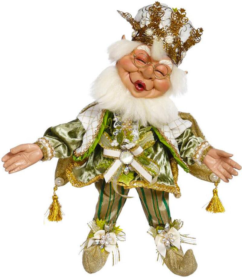 """[Mark Roberts Elves - Mistletoe Magic Elf 51-05538 Medium 18.5"""" Figurine </Title]"""