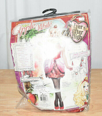 Ever After High Apple White Girls' Child Halloween Costume, M 8-10
