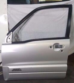Suzuki Grand Vitara 2003 Front N/S Passenger Side Door Z2S/C04