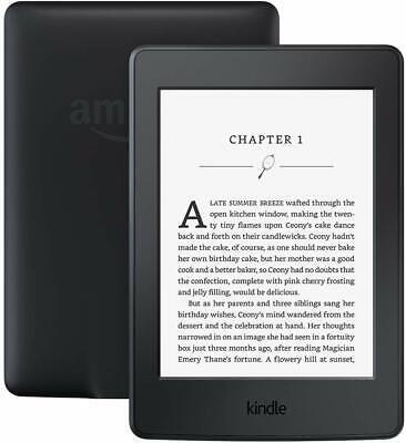 Amazon Kindle PaperWhite (7th Generation) 4GB Wi-Fi  6in - Black