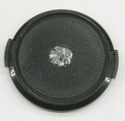 55mm  - Front Snap On Lens Cap - Unbranded - USED Z906 for sale  Shelburne Falls