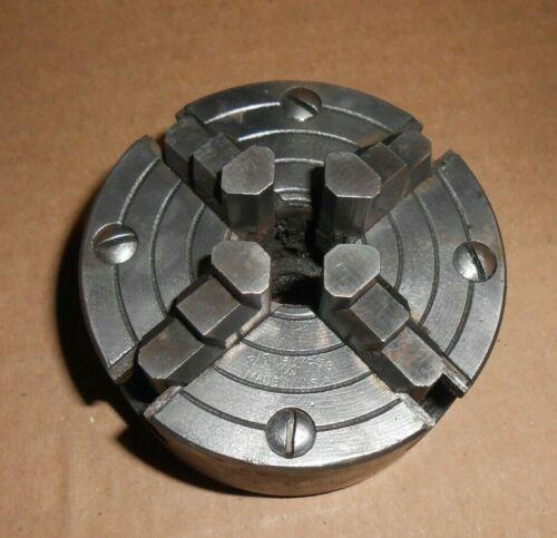 "Sears Dunlop Craftsman 109 6"" Lathe 4 jaw chuck"