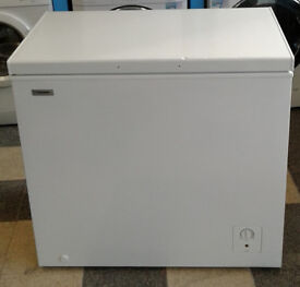 I111 white fridgemaster 194ltr chest freezer new graded with manufacturers warranty can be delivered