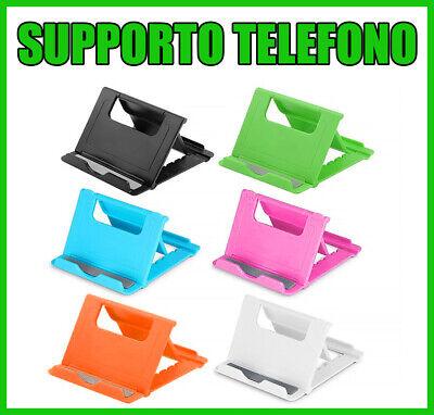 Supporto Universale per Telefono da Tavolo Scrivania Porta Cellulare Portatile