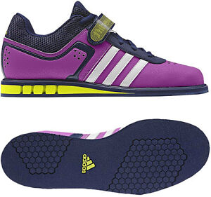 adidas powerlift 2 0 weight lifting shoes pink ebay