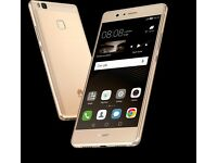 huawei p9 lite in gold brand new
