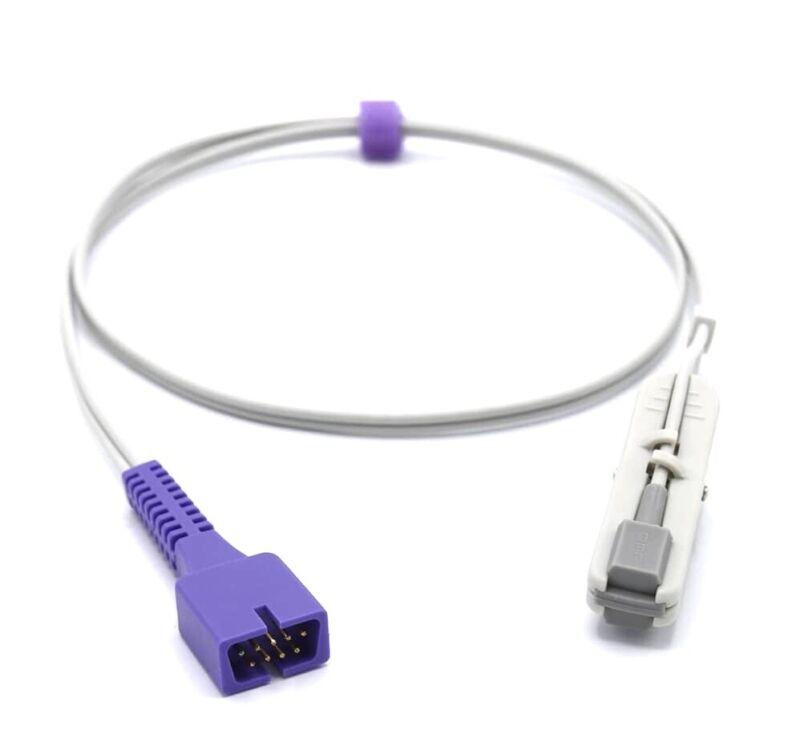 Nellcor Veterinary Ear Lingual Compatible SpO2 Sensor - Same Day Shipping