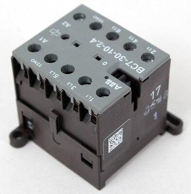 Abb Bc7-30-10-2.4 Mini Contactor Din Mount 220-690 Vac - 1 Year Warranty