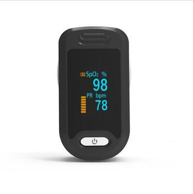 New Oled Finger Pulse Oximeter Blood Oxygen Sensor Spo2 Monitor Heart Rate