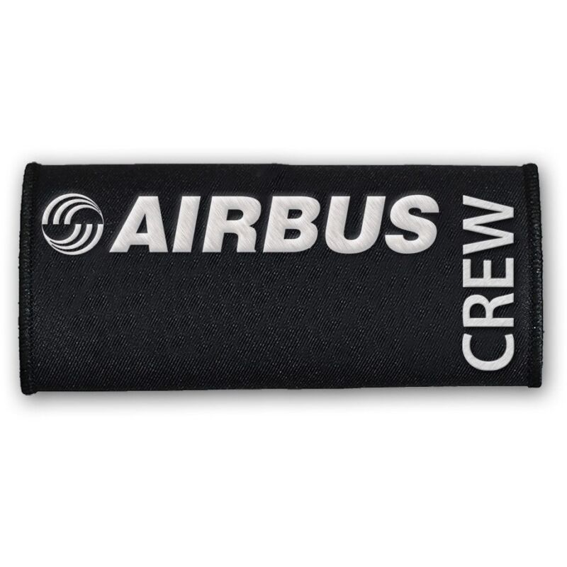 Airbus Crew- Luggage Handles Wraps