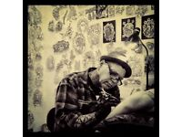Local Tattoo Artist looking to rent in or near chichester