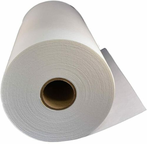 White Tear Away Embroidery Stabilizer Backing Paper 1.8oz,36in x328ft,roll