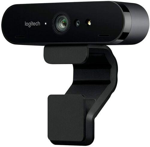 Logitech Brio 4K Ultra HD Pro Webcam 960-001105 - BRAND NEW-SHIP SAME DAY