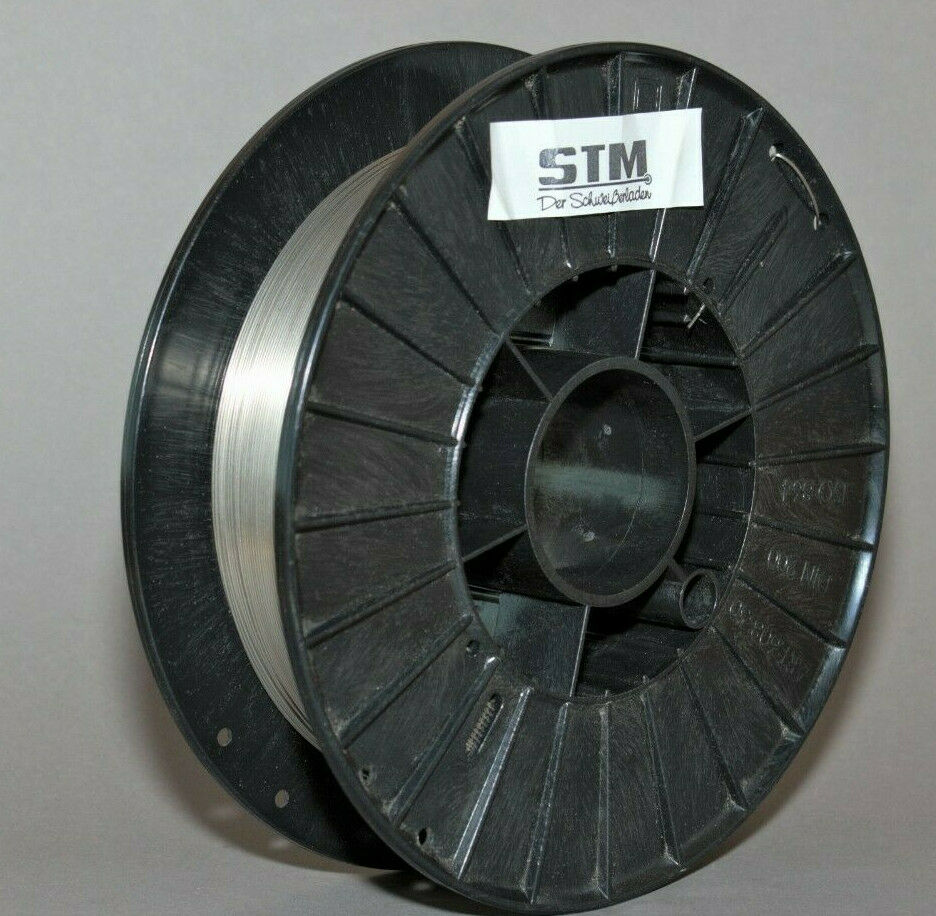 Alu Schweißdraht Aluminium 3.3556 AlMg5 MIG Spule 5356 Schweißen MIG Ø1,0 D200