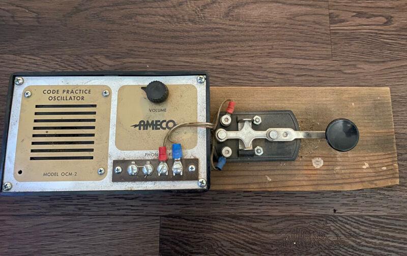 amco code practice osillator