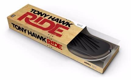 Tony Hawk Ride SkateBoard (With Game) Brand New Worth $95 Blakehurst Kogarah Area Preview