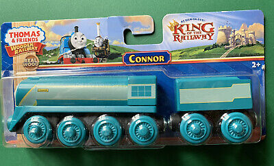 RARE Thomas & Friends Connor & Connor Tender for the Wooden Railway System NEW