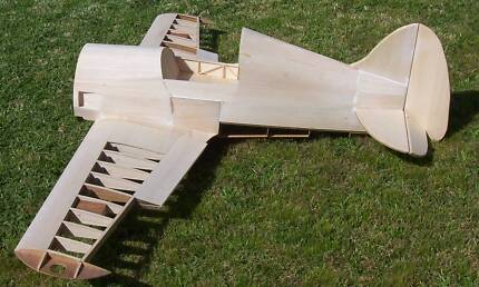 R/C Airplane (unfinished project)