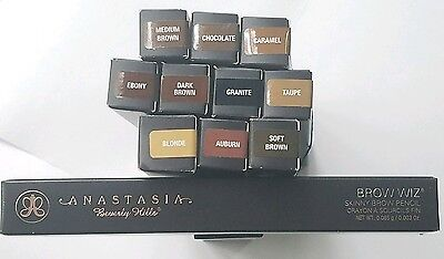 Anastasia Beverly Hills Brow Wiz AUTHENTIC .003oz/.085g- New in Box - YOU PICK!