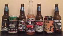 Reusable beer labels. Know whose drink is whose great for parties Bathurst Bathurst City Preview