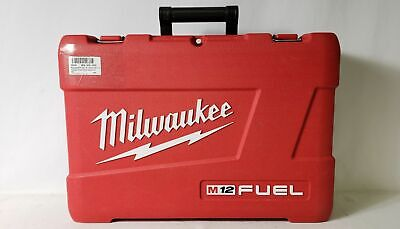Milwaukee 2416-22xc M12 Fuel 58 Sds Plus Rotary Hammer With Charger Case