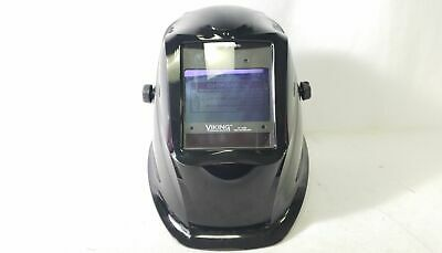 Lincoln Electric K3230-3 Viking 2450d Digital Series Welding Helmet Black