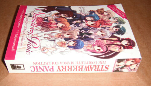 Strawberry Panic Complete Manga Collection English