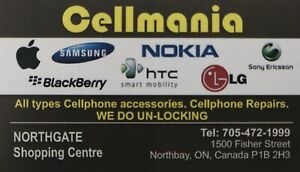 CELLMANIA: Best Cell Phones/Tabs accessories store in North Bay