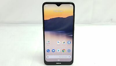 Nokia 2.3 Android One TA-1214 32GB Unlocked Smartphone Charcoal