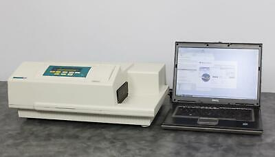 Molecular Devices Spectramax Plus 384 Spectrophotometer W Laptop Softmax Pro