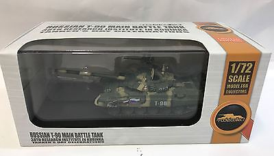 Modelcollect AS72048 - 312, Russian T-90 main battle tank, 38th RIIK, 1:72, used for sale  Shipping to Canada
