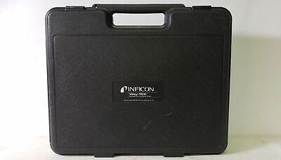 Inficon Wey-tek Refrigerant Charging Scale With Storage Case 713-202-g1