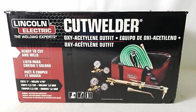 Lincoln Electric KH995 Cut Welder Kit