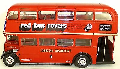 London Bus Doppeldecker rot AEC REGENT III RT Bus 1:43 OVP NEU HA5 µ *