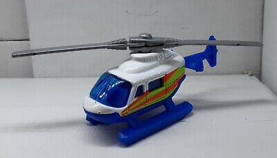 Matchbox Rescue Helicopter Moving Parts CHINA /1998 LOOSE