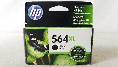 HP 564XL,  High Yield Black Original Ink Cartridge